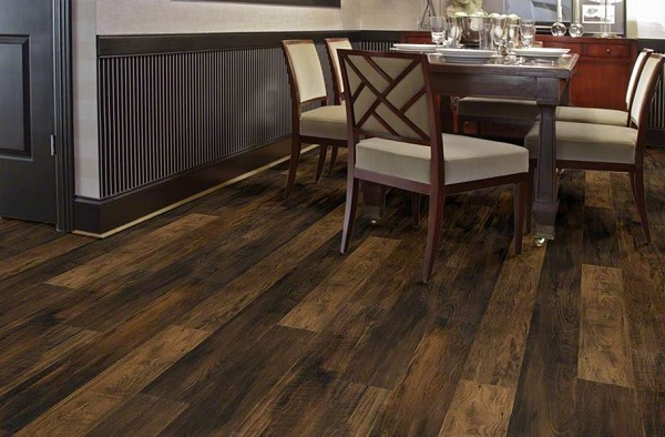 can you install laminate flooring over your hardwood